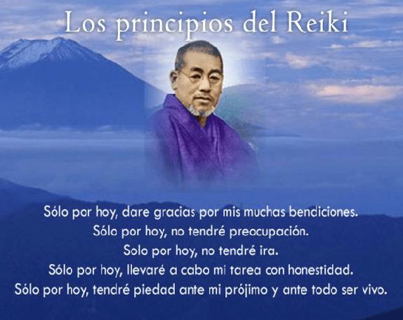 Principios del Reiki Y sus principios