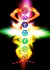 Alimentación y Chakras Colores Relaciones Sungazing