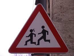 Zonas peligrosas