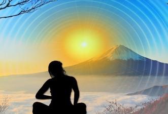 El silencio,  secreto de iluminación
