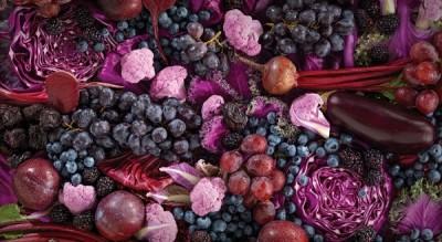 Alimentos morados Alimentos y medicinas poderosas Indispensables en nuestra dieta