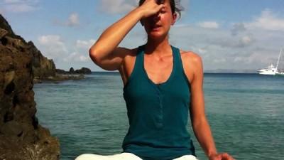 Pranayama, yoga y respirar Visualización Ejercicios Pdf para bajar
