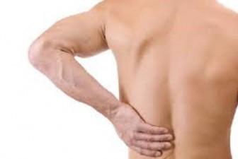 Relación próstata dolor de espalda