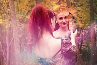El reflejo Donde comienza la magia ¿ El por qué de los espejos?