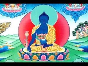 Mantra Buda de la medicina