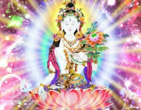 Mantra sana emociones y cuerpo Conocido como Tara Blanca Para la salud
