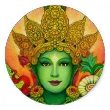 Mantra para cumplir deseos Tara Verde Om Tare Tuttare Ture Soha