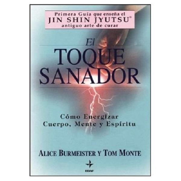 Libro El Toque Sanador