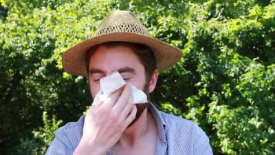 Origen emocional de alergia