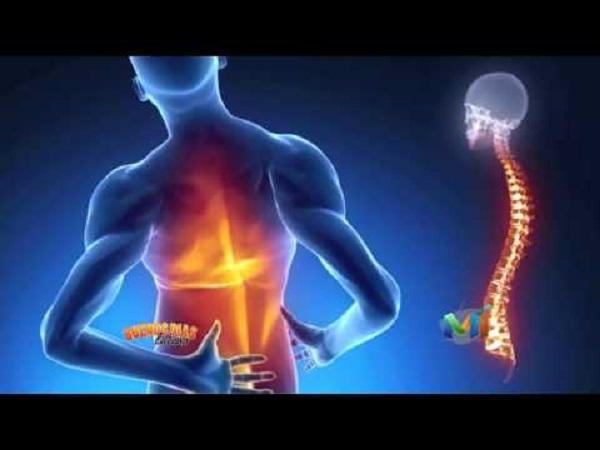 Como la enfermedad se llama si la espalda duele los riñones