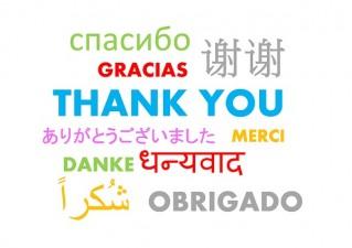 Agradece en todo momento