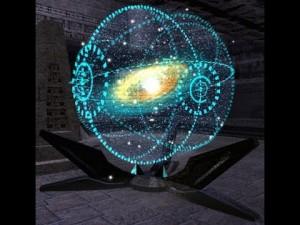 El cosmos como holograma