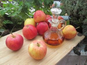 Vinagre de sidra de manzana