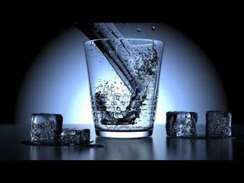 Tan solo un vaso de agua