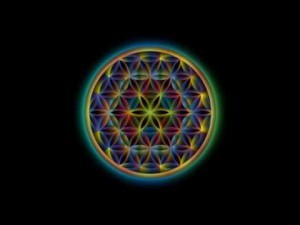 Poderosa meditación flor de la vida