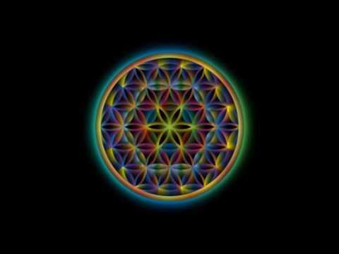Poderosa Meditación Flor De La Vida Autosanación Y Espiritualidad