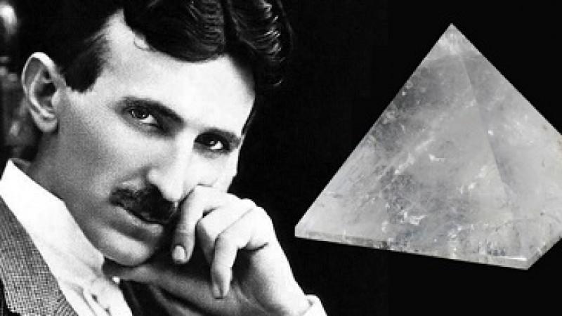 Los cristales según Tesla