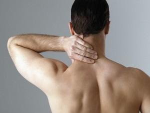 Contractura de cuello