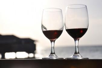 La buena copa de vino