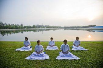 Meditación, Grupos y Centros: Curación IX