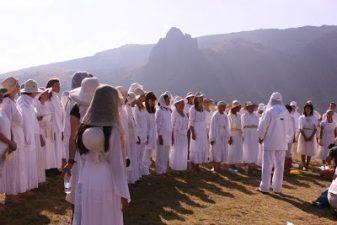 La oración y la respiración profunda
