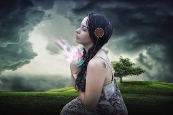Oración esenia para la salud física y mental Comunión con El Padre y la Madre Tierra