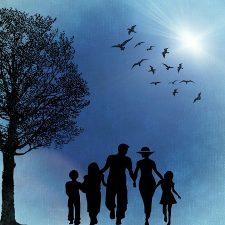 La curación esotérica Tratamiento médico tradicional Y curación del árbol genealógico