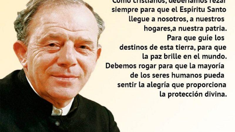 Padre Mario su oración Una introducción al hombre y su pensamiento