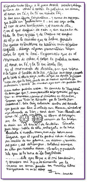 La cruz orlada: texto de Solari Parravicini